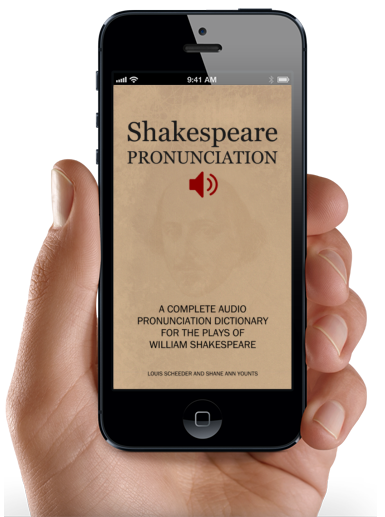 Shakespeare Audio Dictionary