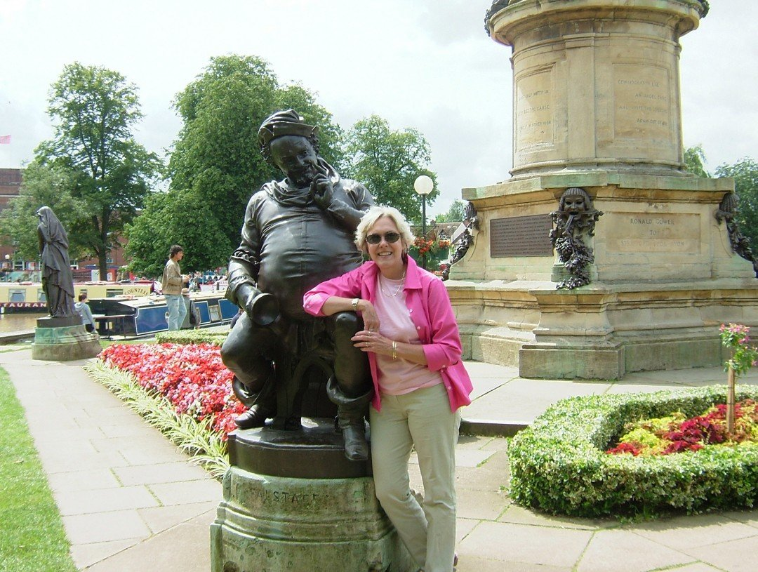 Falstaff in Stratford Upon Avon