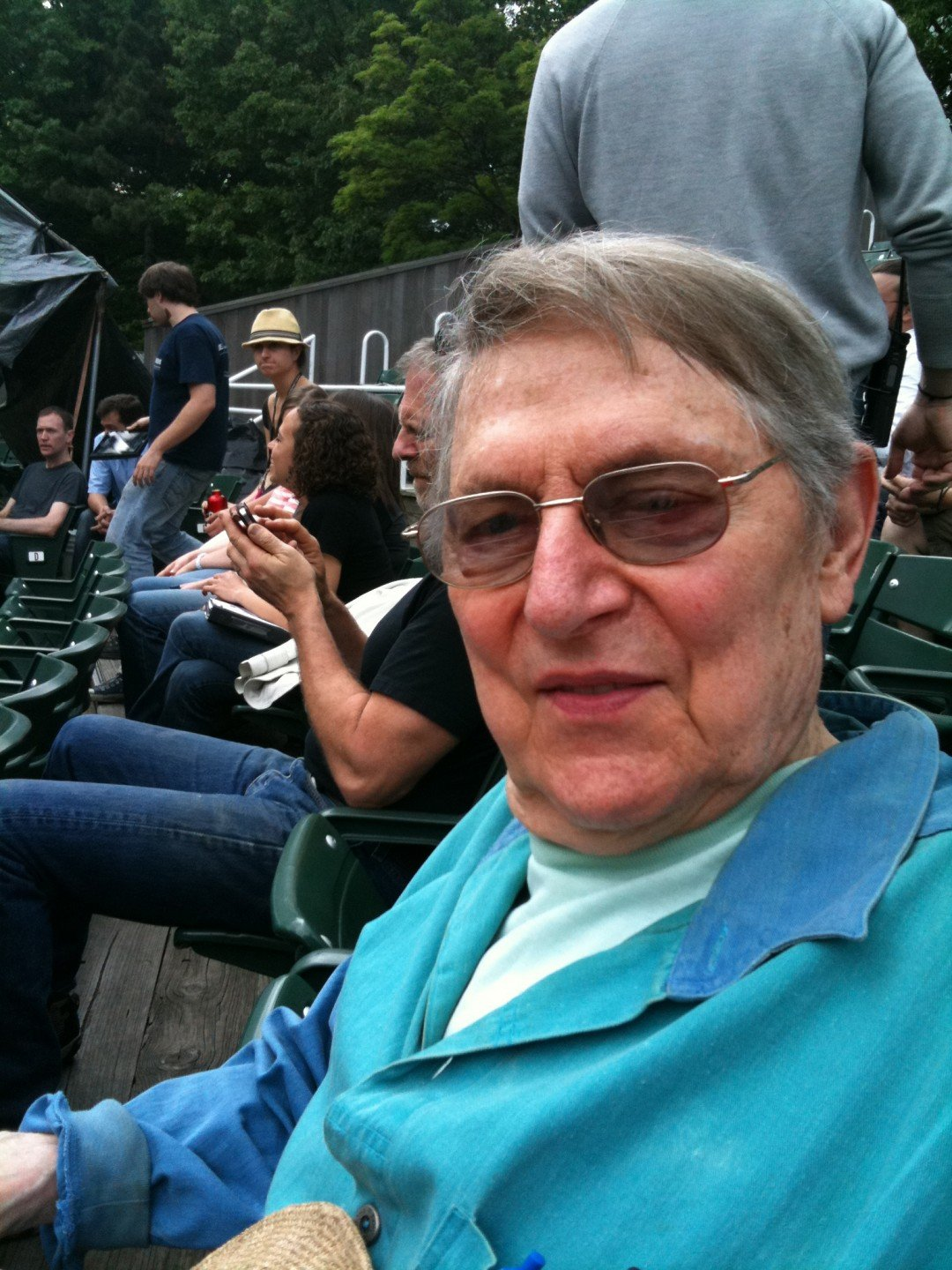 John Cullum - All's Well, Shakespeare in the Park