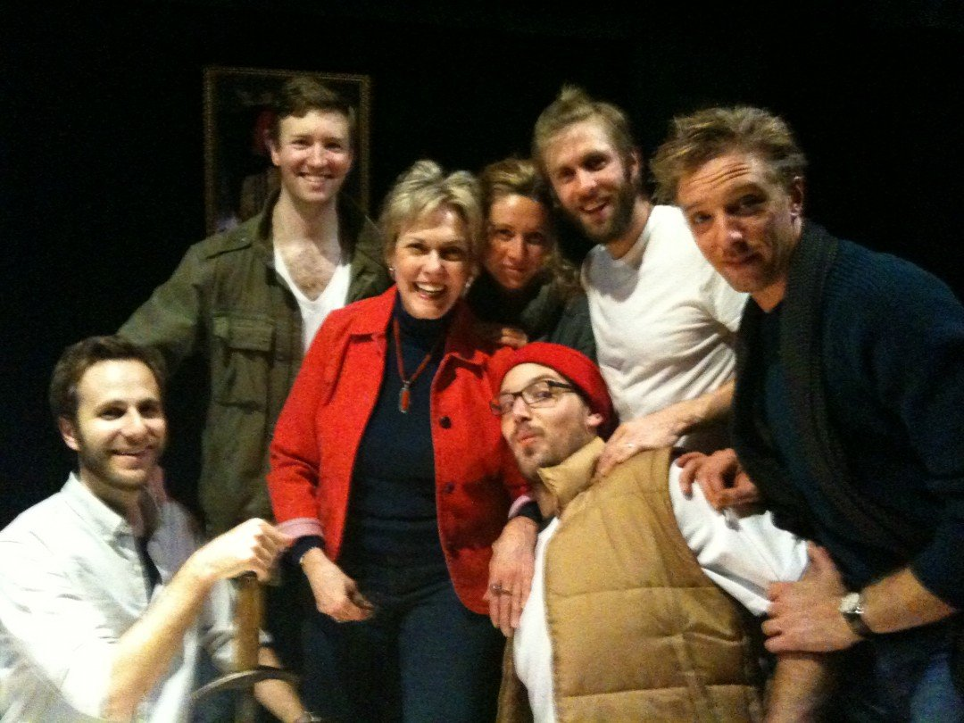 Off - Bway, Henry IV with Matt, Cary, Kathleen, Jeff, Michael and Brendan