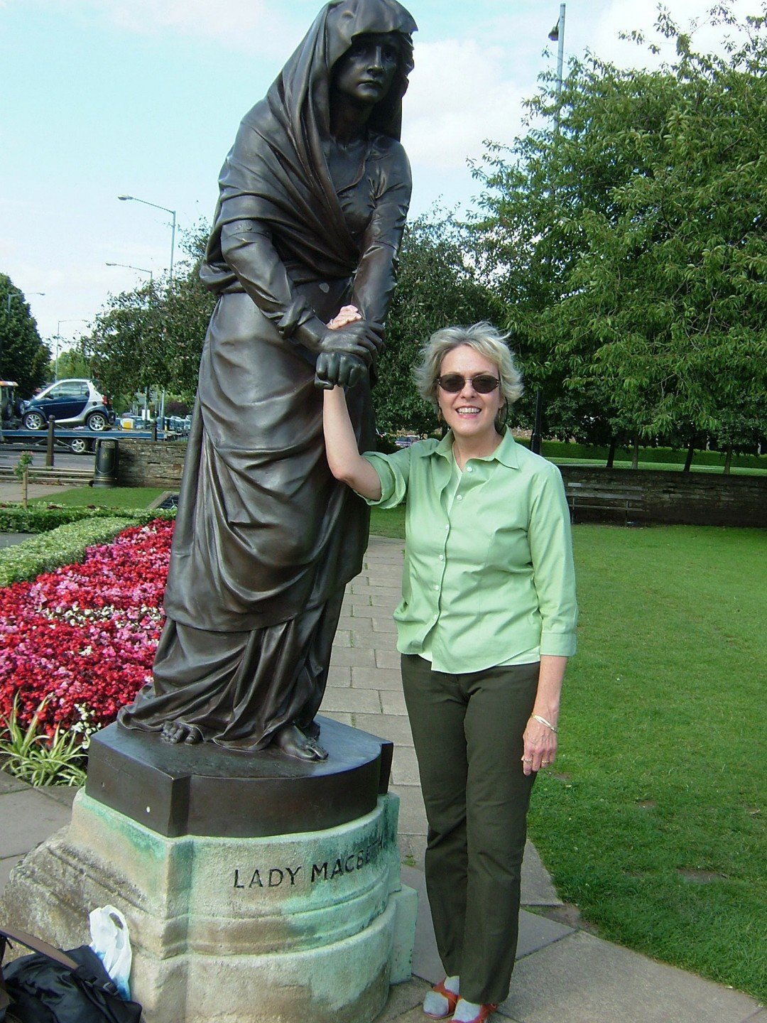 Stratford Upon Avon with Lady