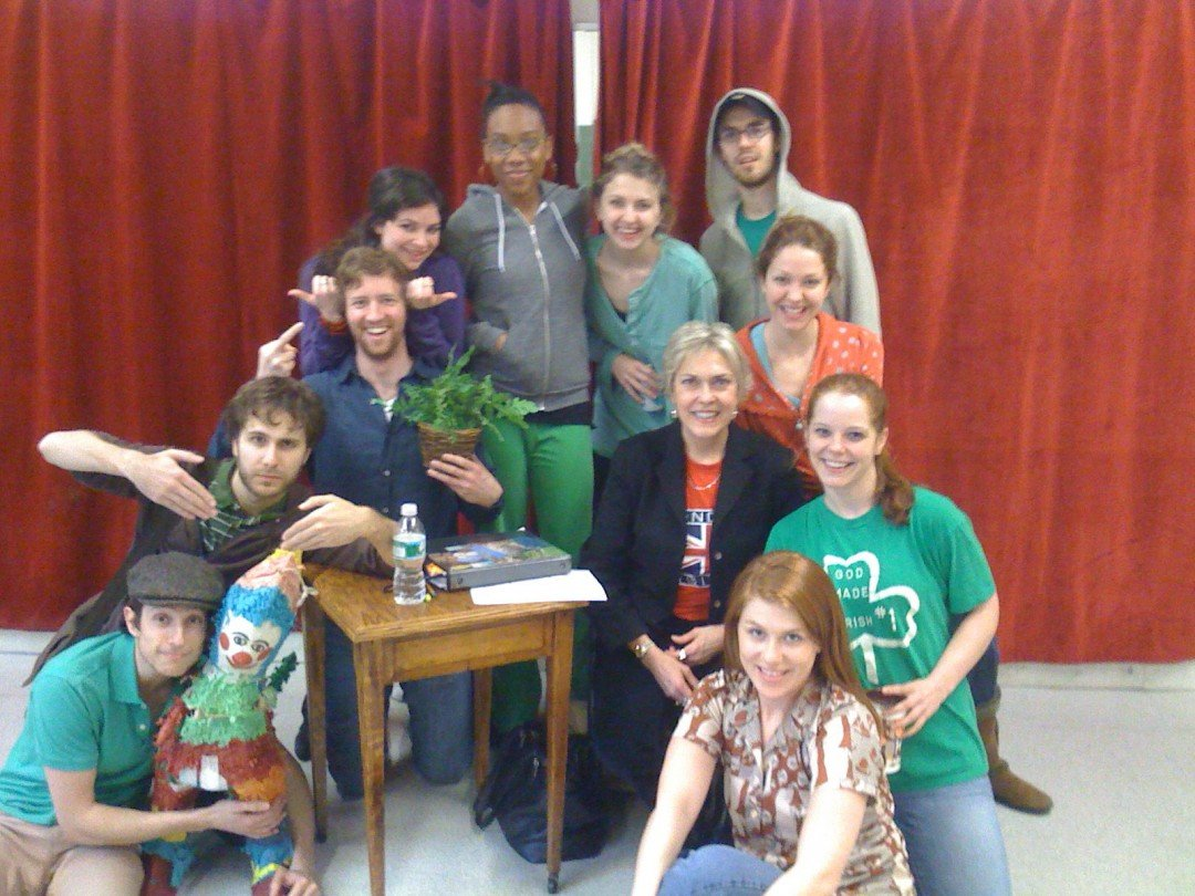 Year Two Voice Class (2009)
