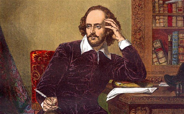 Thoughts on Shakespeare