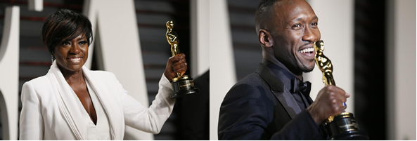 Two Former Students Receive Oscars